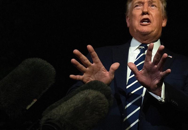 ترامپ: به دنبال درگیری با هیچ کشوری نیستیم