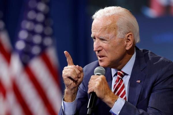 جو بایدن: ترامپ از شکست در انتخابات می ترسد!