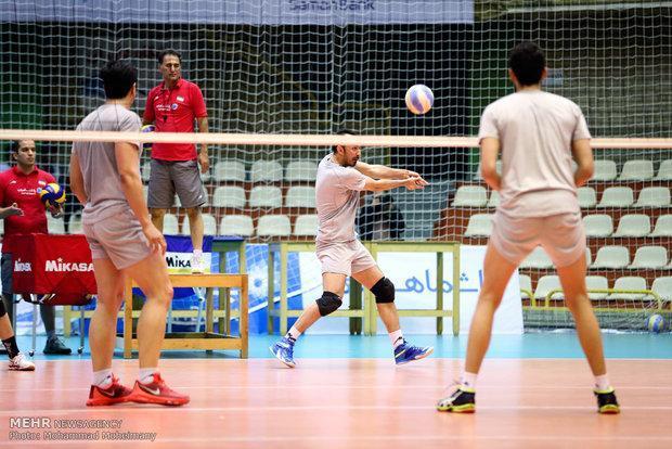 ویزای ملی پوشان والیبال برای سفر به فرانسه و ژاپن صادر شد