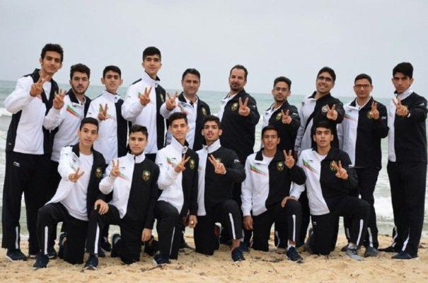 تیم تکواندو نوجوانان ایران قهرمان دنیا شد