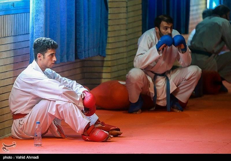 سومین اردوی تیم ملی کاراته در تهران پیگیری می شود