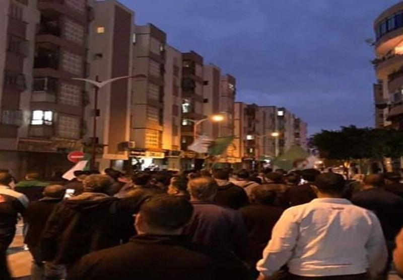 تظاهرات مردم در داخل و خارج الجزایر، تحریم انتخابات ریاست جمهوری