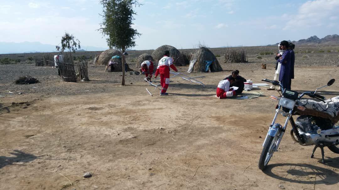 امدادرسانی به بیش از 35 هزار خانوار سیل زده در جنوب سیستان و بلوچستان
