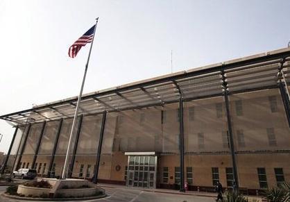 سفارت آمریکا در بغداد هدف قرار می گیرد؛ هدف چیست؟