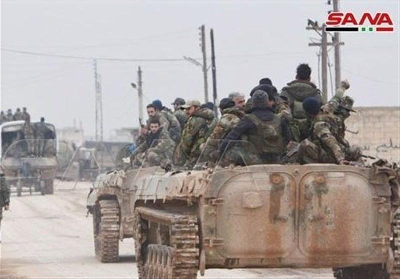 ادامه عملیات ضد تروریستی ارتش سوریه در ادلب و حلب، انهدام مقرها و ادوات با ضربات موشکی