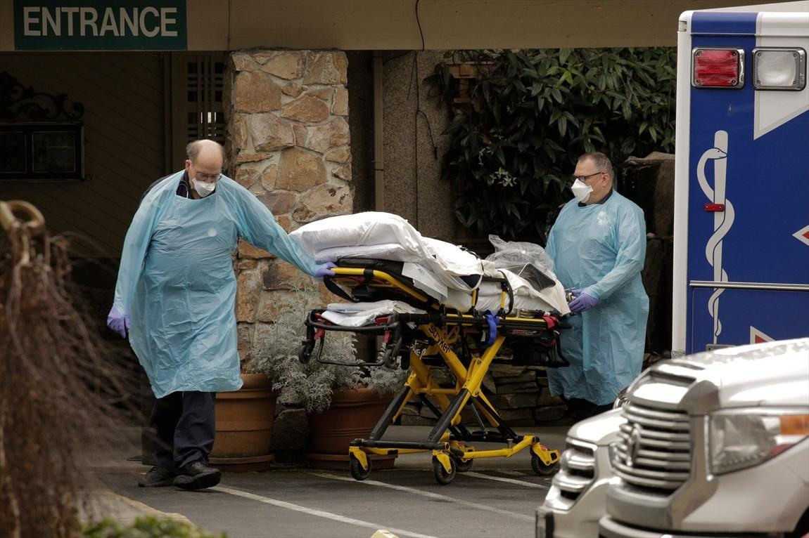 شمار تلفات ویروس کرونا در آمریکا به 14 نفر رسید