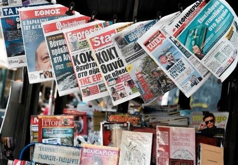 نشریات ترکیه در یک نگاه، چشم پناهجویان به نشست سه جانبه اردوغان، مرکل و ماکرون است، جزای سنگین در انتظار فراری های قرنطینه