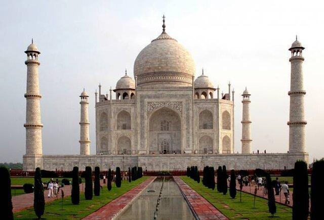 تعطیلی بناهای تاریخی هند با شیوع کروناویروس
