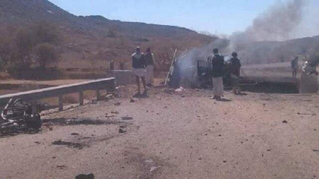 تعداد قربانیان حملات سعودی به صعده یمن به 11 تن رسید