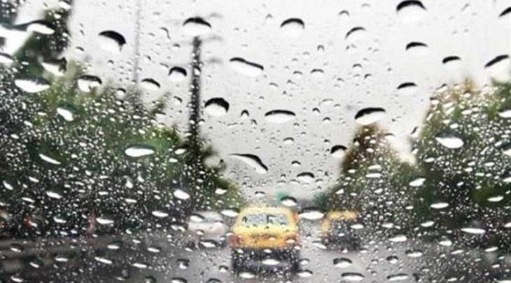 این استان ها قرار است بارانی شوند
