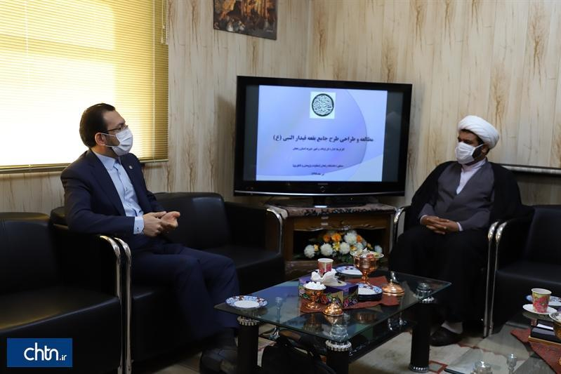 آنالیز 4 پروژه سامان دهی در ابنیه تاریخی و موقوفه استان زنجان