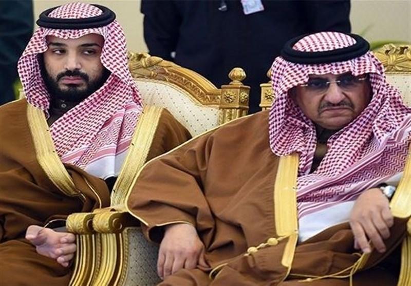 حمله توئیتری هزاران کاربر طرفدار بن سلمان علیه ولی عهد سابق عربستان