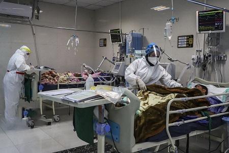 شرایط مراجعه کنندگان به بیمارستان های تهران وخیم تر شده است