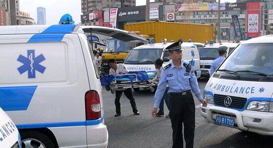 انفجار در کارخانه مواد شیمیایی در چین 6 کشته داد