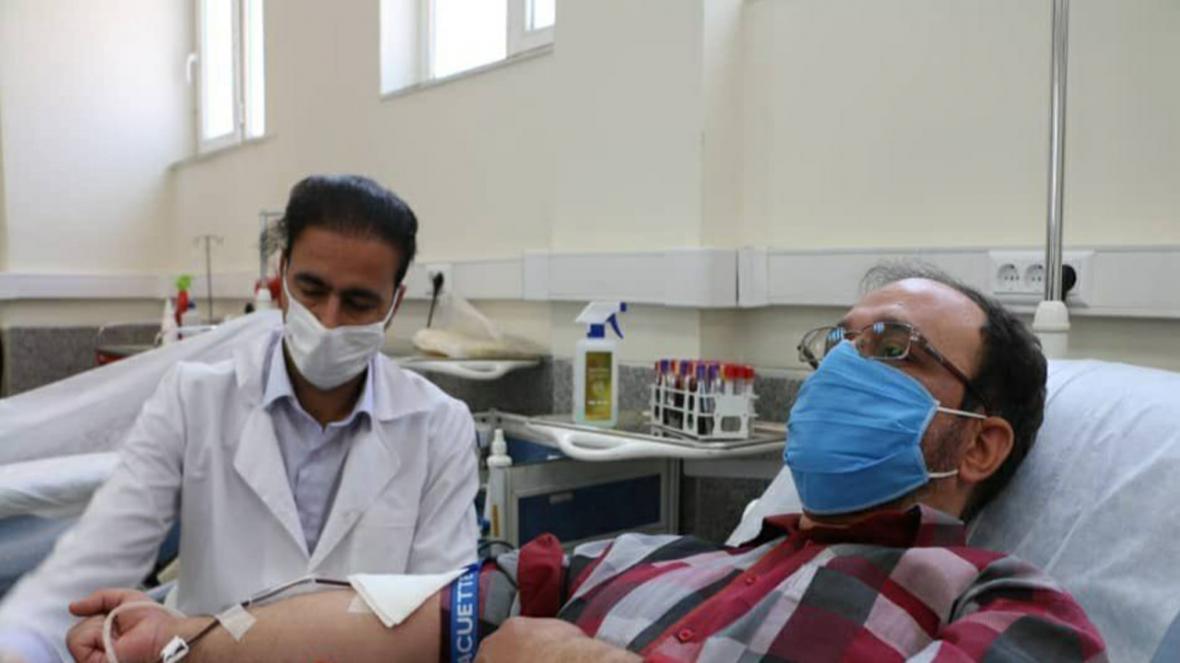 نذر خون در استان کرمان