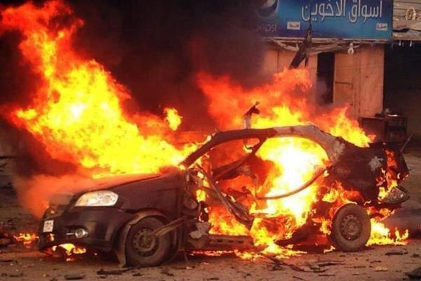 خودروی سازمان سیا در عراق هدف حمله نهاده شد