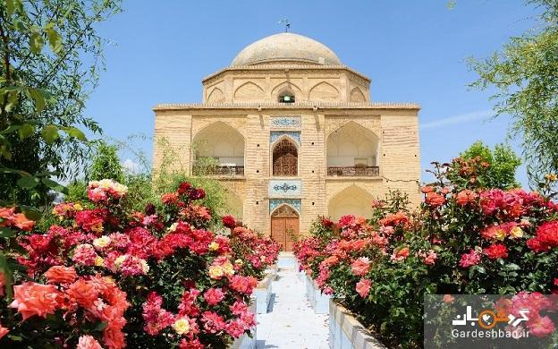آرامگاه بی بی دختران؛ از بقاع متبرکه شهر شیراز، تصاویر