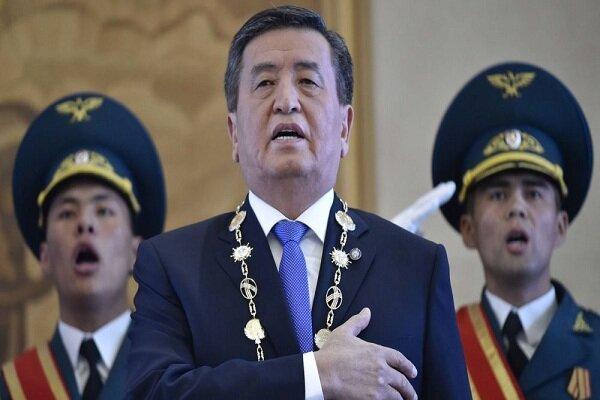 فرایند استیضاح رئیس جمهور قرقیزستان آغاز شد