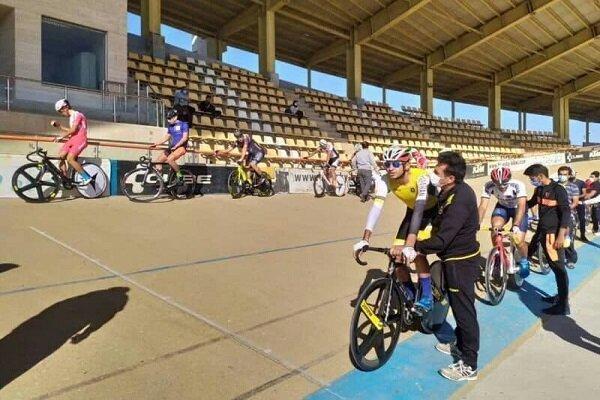 مسابقات دوچرخه سواری جوانان کشور در مشهد آغاز شد