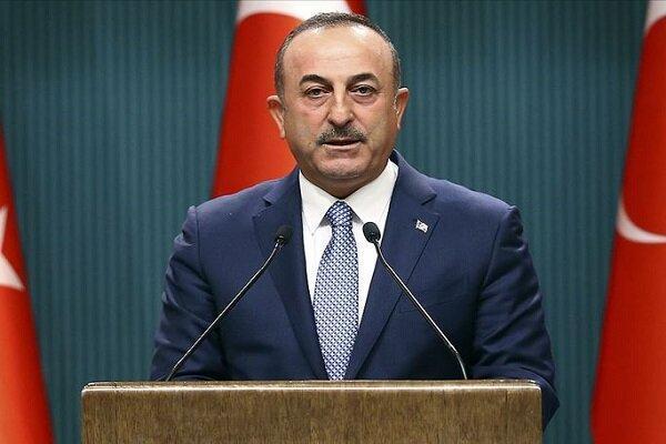 ترکیه: امکان ندارد از حق وحقوق مان در مدیترانه شرقی صرف نظر کنیم