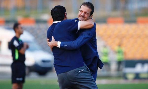 استراماچونی خطاب به مربی سابق استقلال؛ امیدوارم به زودی تو را در ایران ببینم