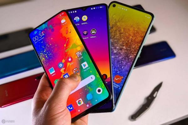 قیمت انواع گوشی موبایل، امروز 11 دی 99