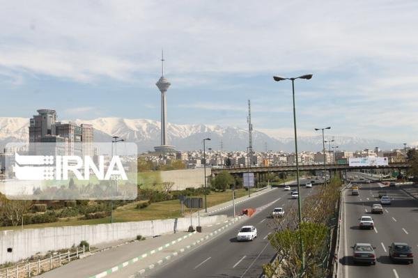 خبرنگاران جوی پایدار و آسمانی صاف در استان تهران پیش بینی می شود