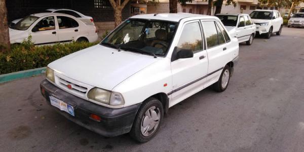 سرقت ماهانه 1000 خودروی پراید در تهران