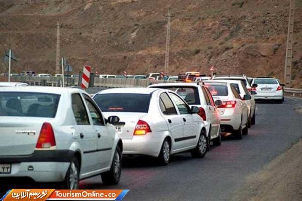 آخرین شرایط جاده های کشور، کاهش 2.6 درصدی تردد در محور ها