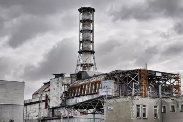 هشدار درباره انفجار در نیروگاه هسته ای چرنوبیل
