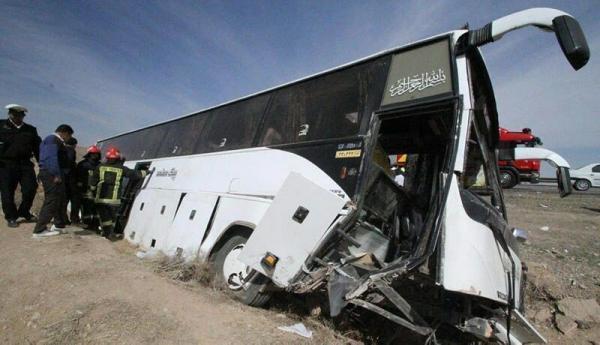 جزئیات حادثه برای اتوبوس خبرنگاران در ارومیه ، 2 خبرنگار جان خود را از دست دادند